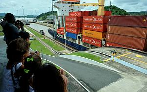Seven tips for your tour of the Panama Canal