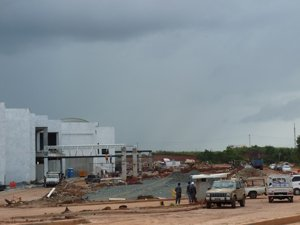 Panama's largest shopping center, Westland Mall to open in December