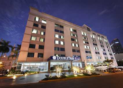 The Newly opened Doubletree by Hilton in Panama City, Panama
