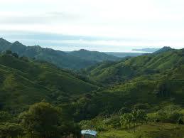 Verdant Las Tablas on the Azuero Peninsula, Panama