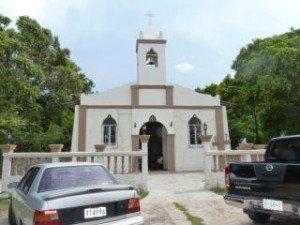 Chapel San Juan de Dios in Aguadulce, Panama