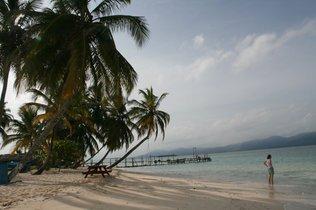San Blas Island Beach, Panama
