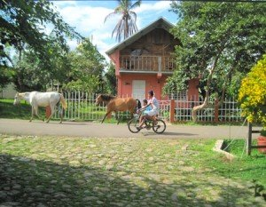 Santa Fe, Panama offers an inexpensive, tranquil style of living.