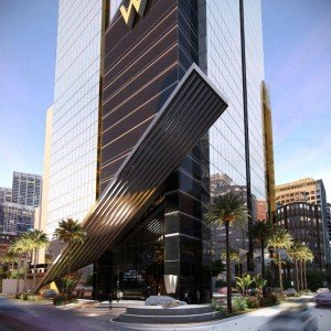 W Hotel in Panama will be located in the Evolution Tower