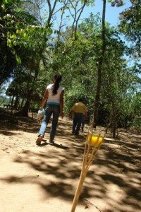 Ecotourism in Chriqui.