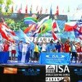 The 2013 Reef ISA World Surfing Games officially opened Saturday, May 4, 2013 in Santa Catalina, Panama