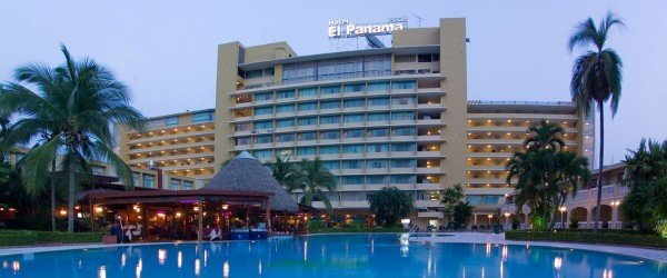 Hotel El Panama Convention Center & Casino is located in central Panama City,