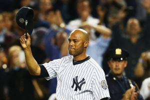 Ny Yankees closerand Panama native Mariano Rivera, the greatest closer of all time.