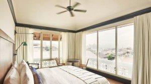 American Trade Hotel Bedroom