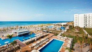 Pool at Riu Playa Blanca, Panama