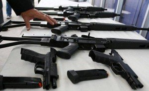 The UNODC estimates that an average of 700,000 firearms circulate within Panama's streets