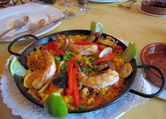 Panama Food Collete