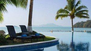 Pool at Secrets Resort Panama